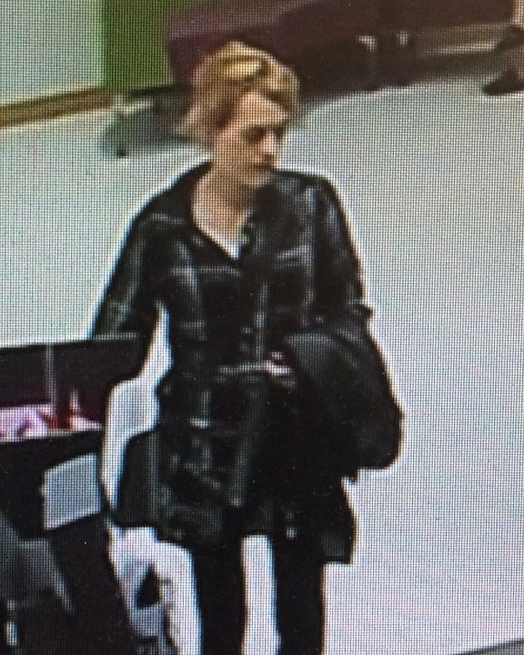 Bradford shop theft - do you recognise this woman?