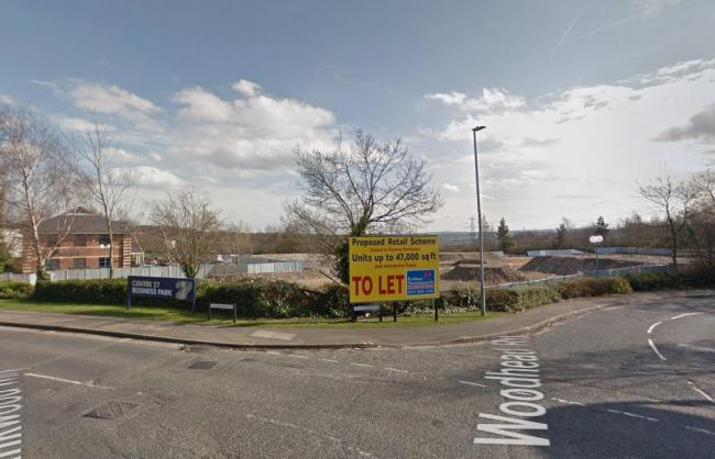 The site of the former Centre 27 Business Park in Birstall. Picture: Google Street View