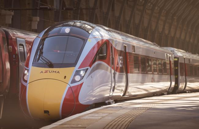 State-of-the-art Azuma trains reach Bradford and Skipton for first time