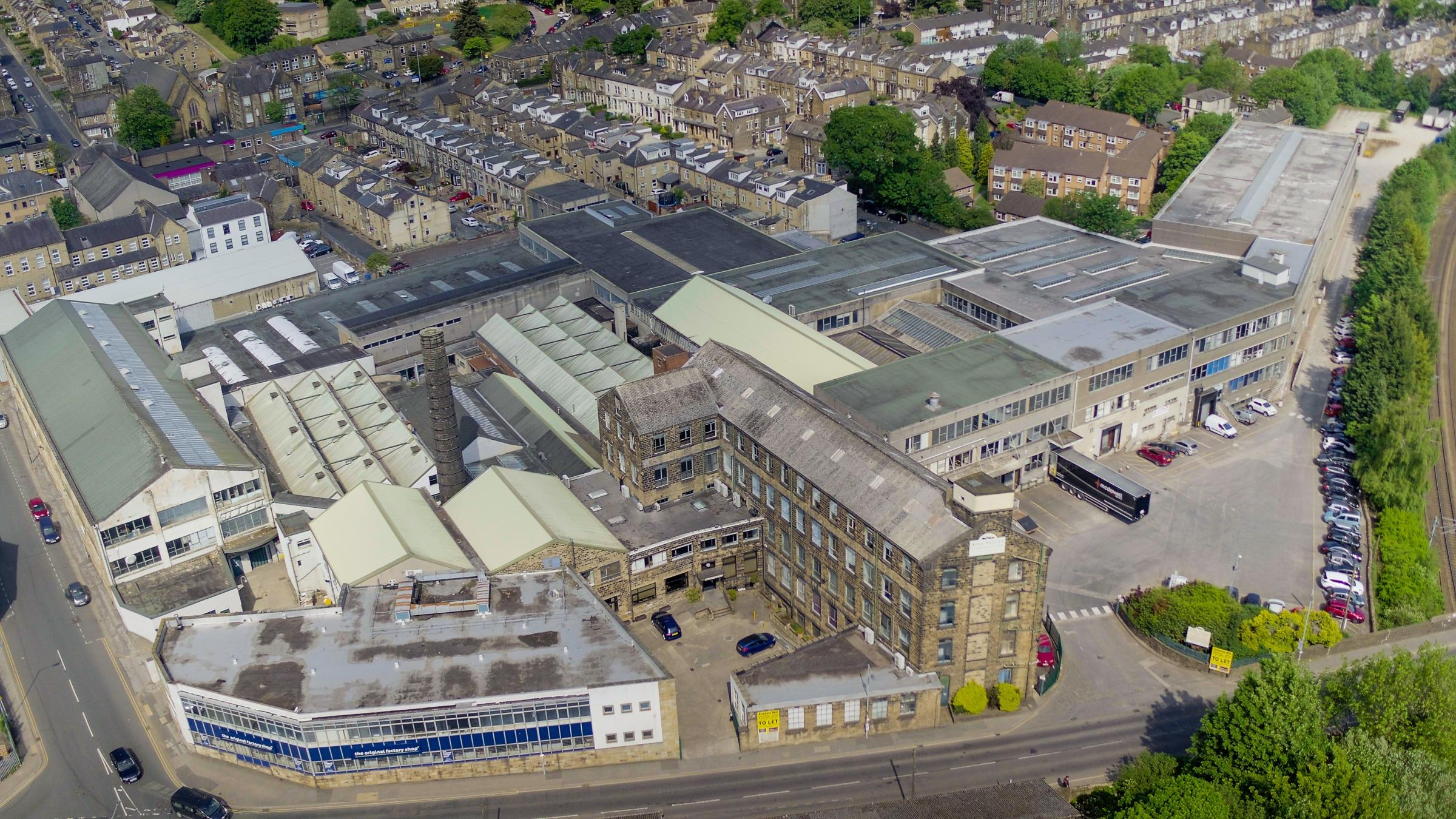 Re-development planned for major Keighley site