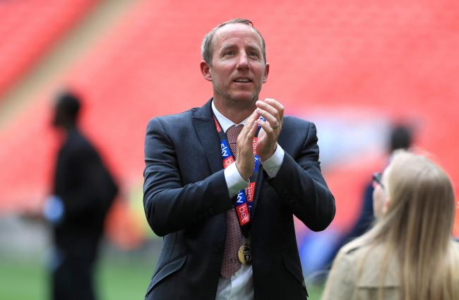 Lee Bowyer    Picture: Mike Egerton/PA Wire