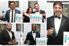 Bradford's Award winners at the English Asian Business Awards