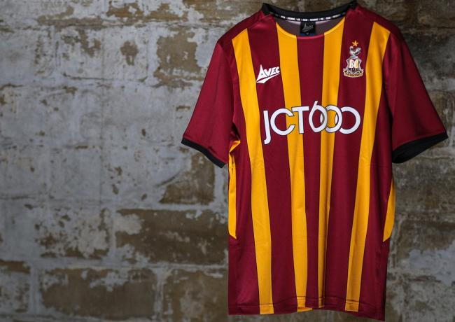 City have unveiled their new home shirt for next season