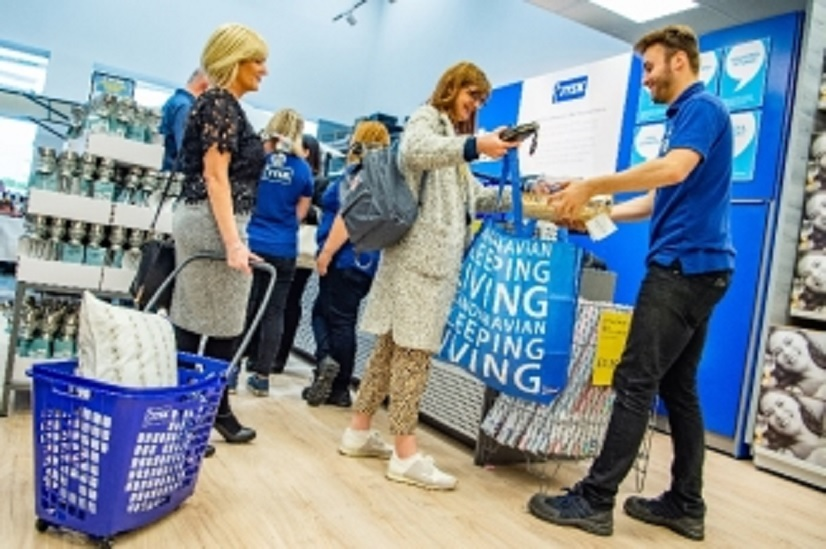 JYSK to cut price of its bag-for-life for new Bradford store