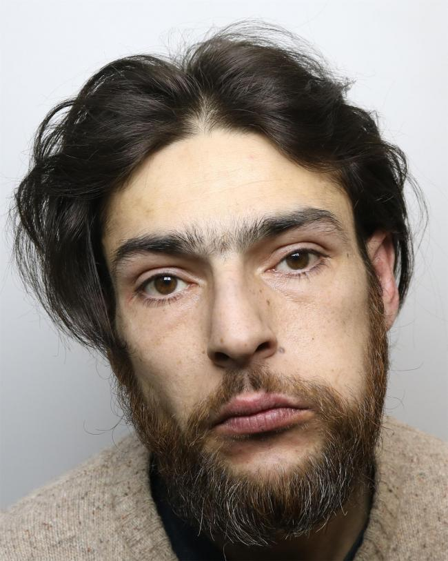 Darren Fellows was jailed for four years. Picture: West Yorkshire Police