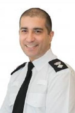 Ch Supt Khan used to lead the Tong and Wyke Neighbourhood Policing Team Picture: West Yorkshire Police VPO