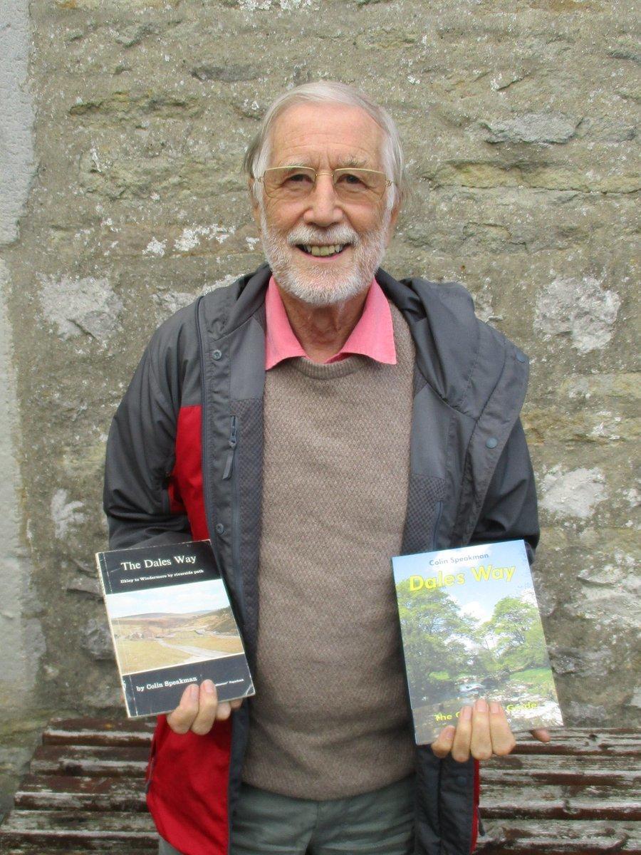 Baildon talk to mark 50 years of walking the Dales Way