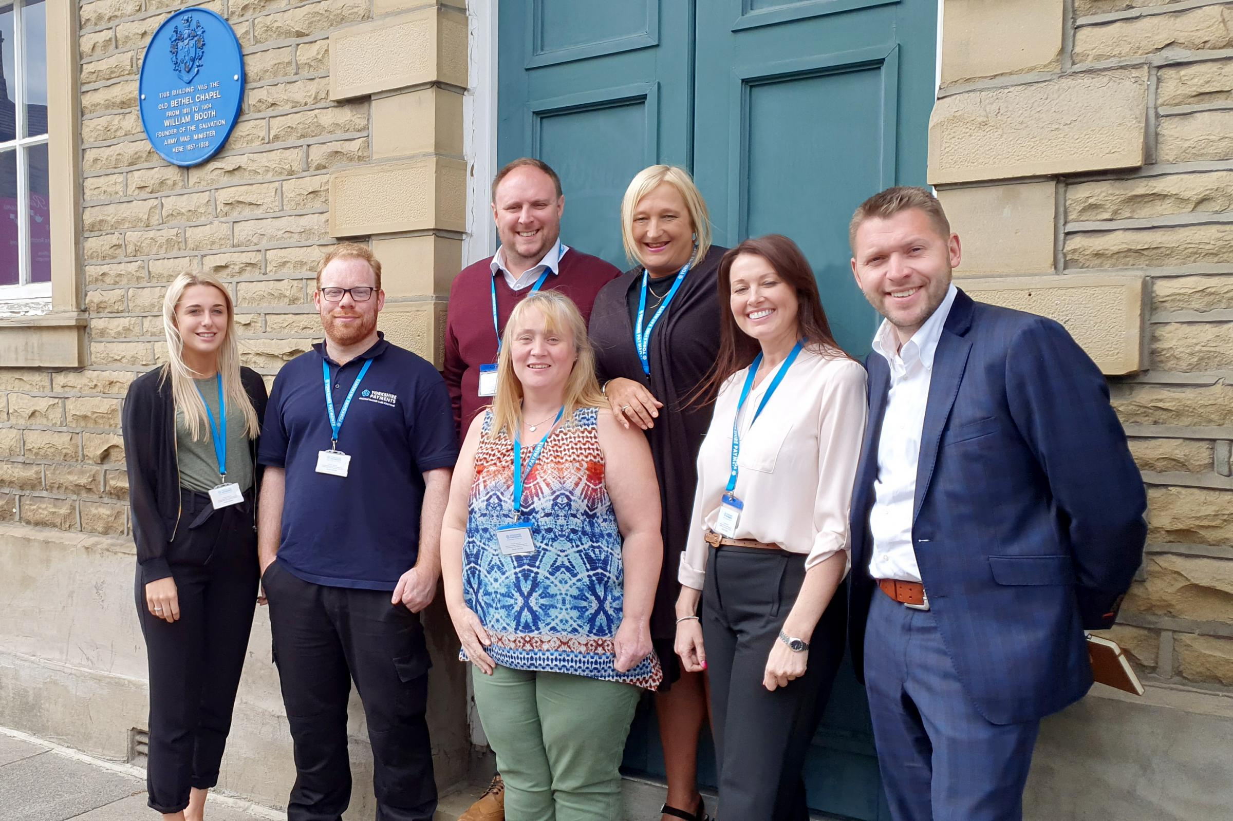 Brighouse firm Yorkshire Payments opens new town centre office