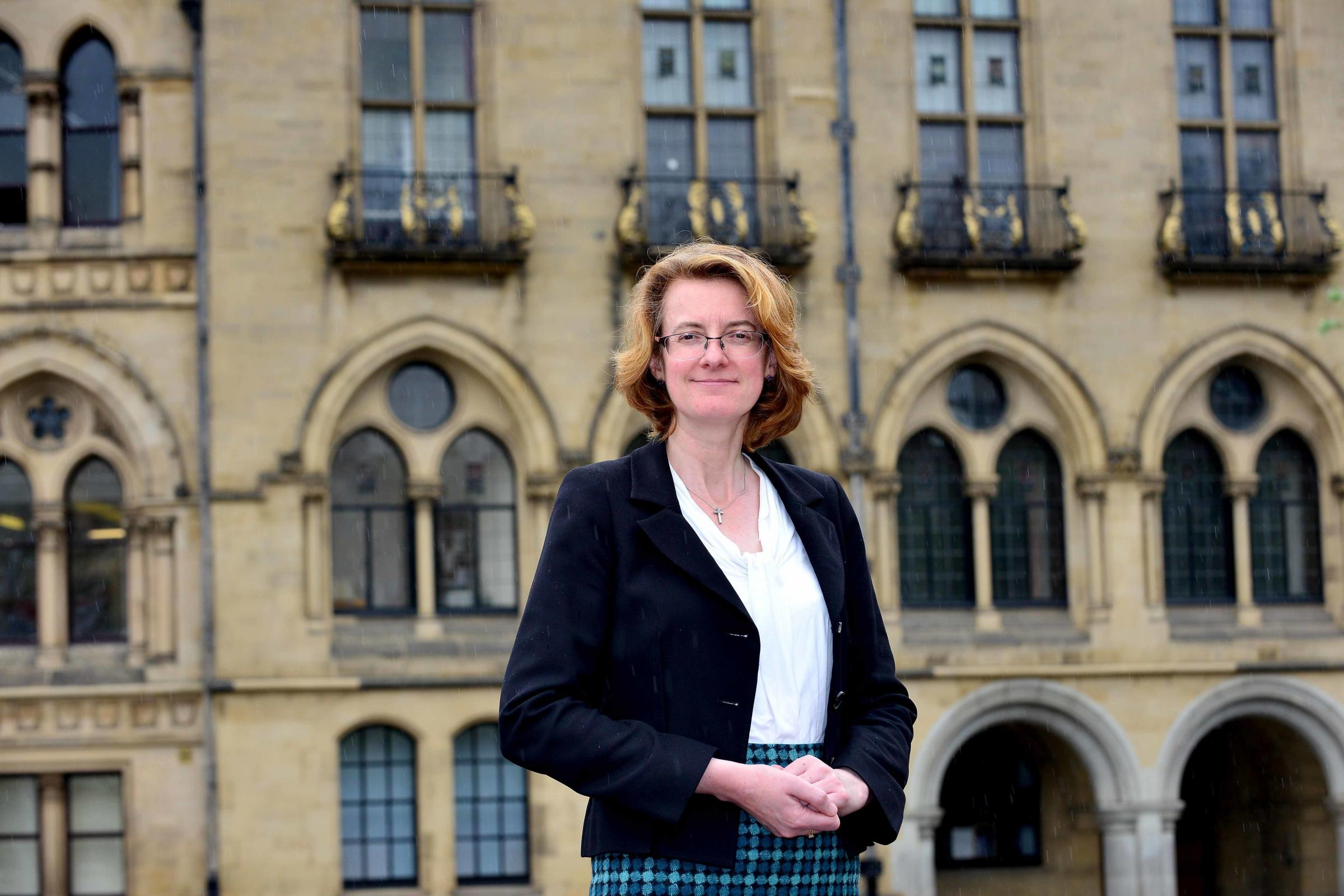 Susan Hinchcliffe: Evidence shows Bradford district 'heading in the right direction'