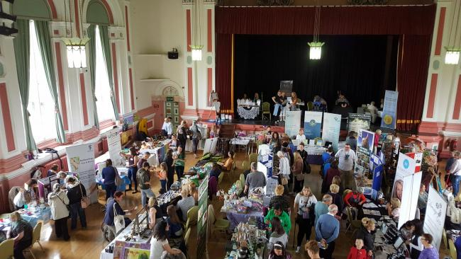Saltaire Hollistic Fair