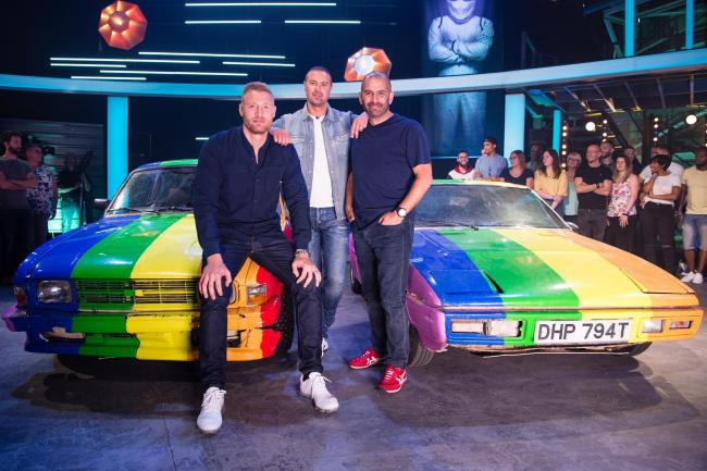 New Top Gear special to air this Christmas