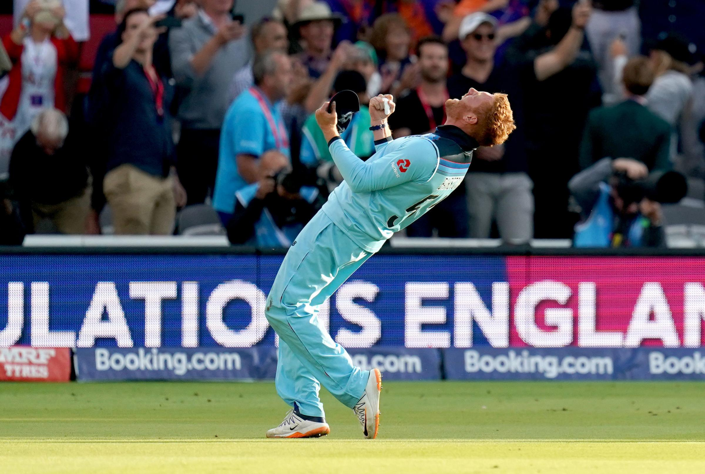 Adil Rashid and Jonny Bairstow are pride of Bradford as England win Cricket World Cup