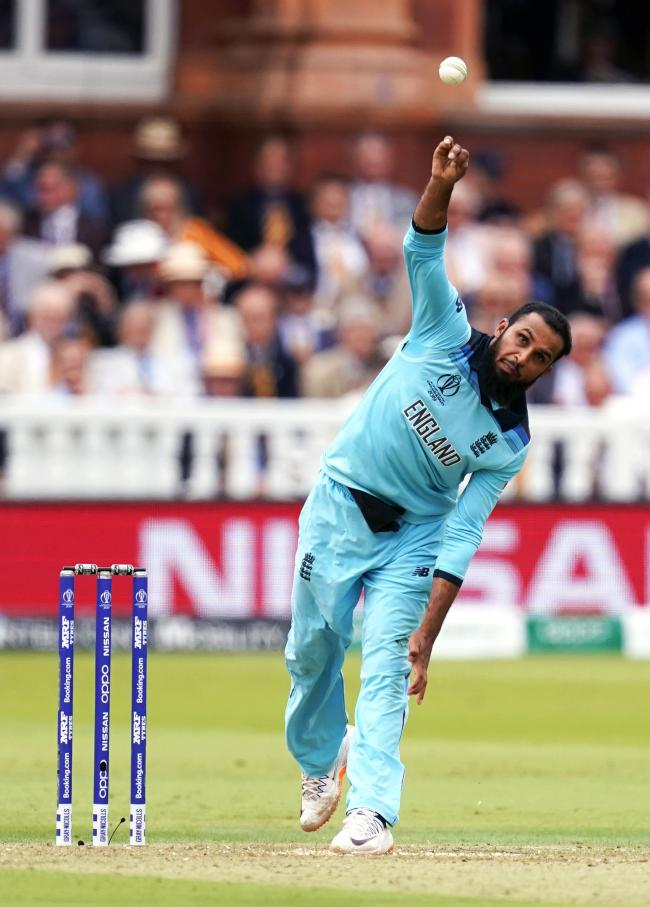 Adil Rashid has been selected for Yorkshire's T20 clash with Worcestershire