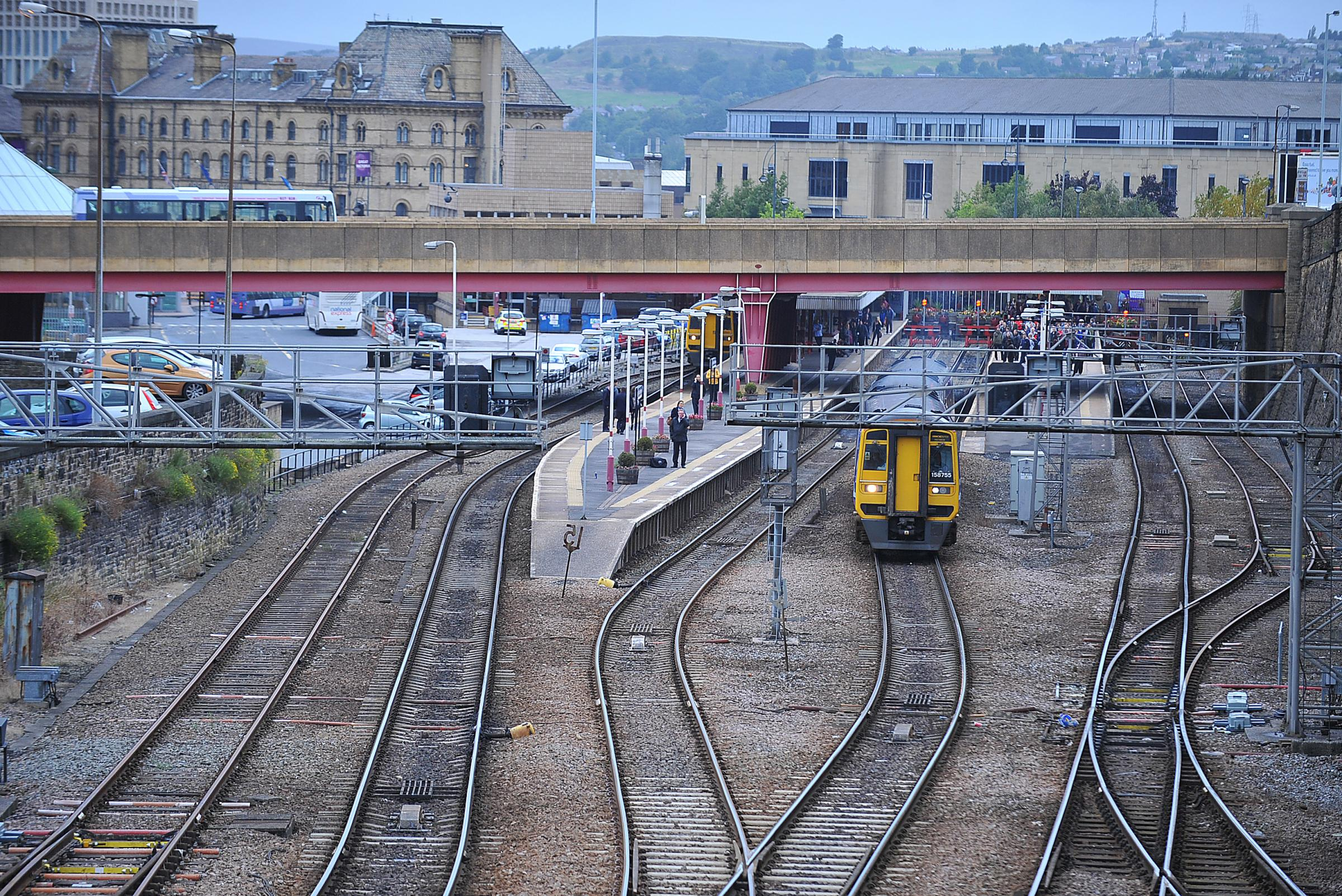 Railways need a 'Fat Controller' type figure, Bradford conference is told