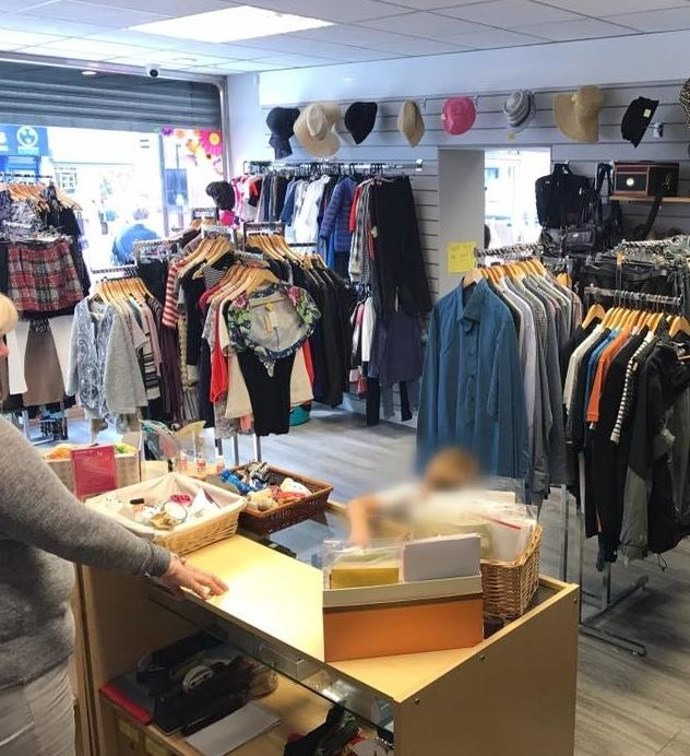 Bagging bargains in charity shops will be among Helen Mead's tips to save cash