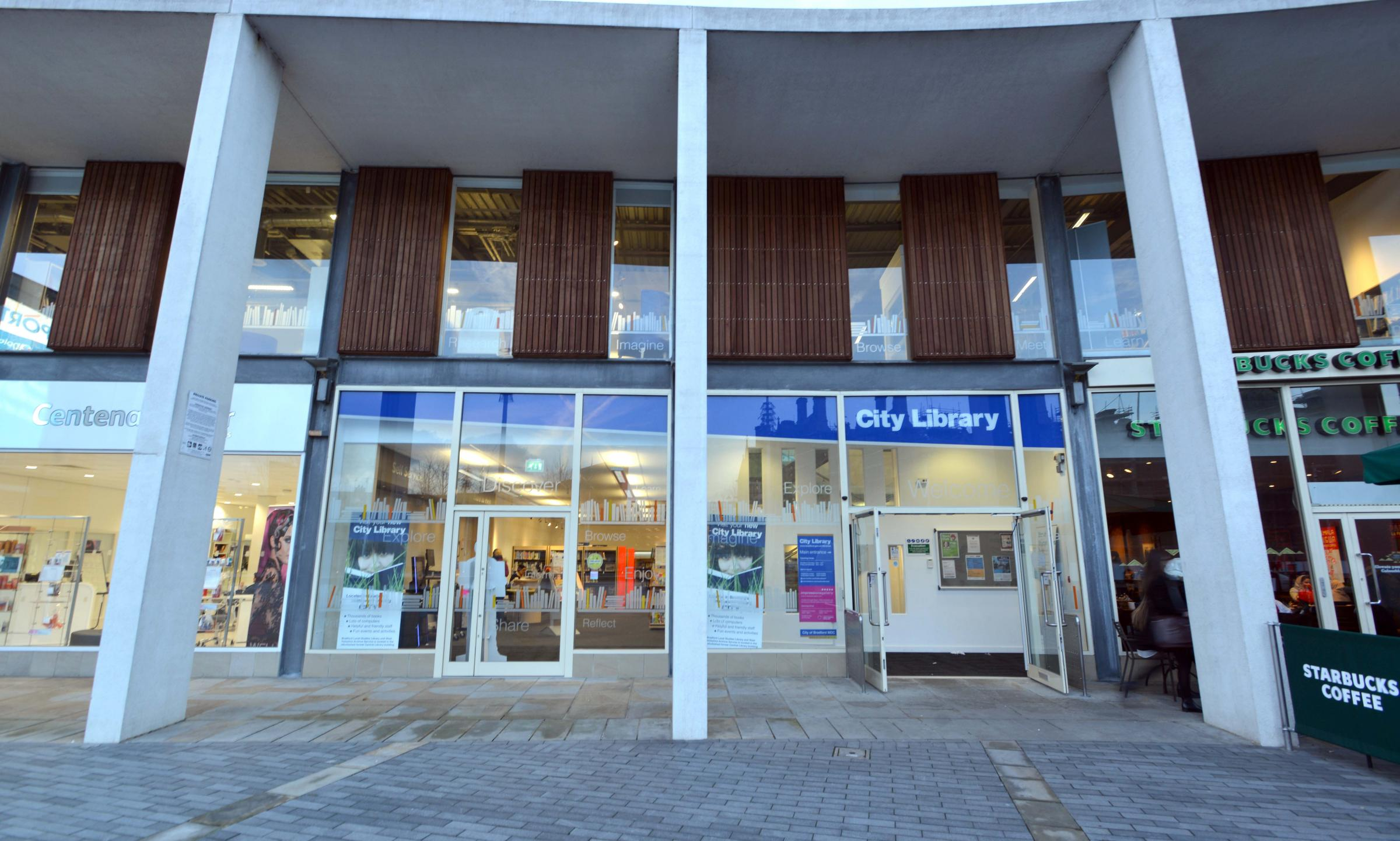 Strike action could be on the cards for Bradford library and museum staff