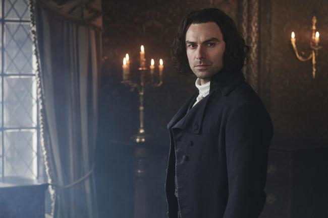 Aidan Turner as Ross Poldark. Picture: PA Photo/BBC/Mammoth Screen/Mike Hogan
