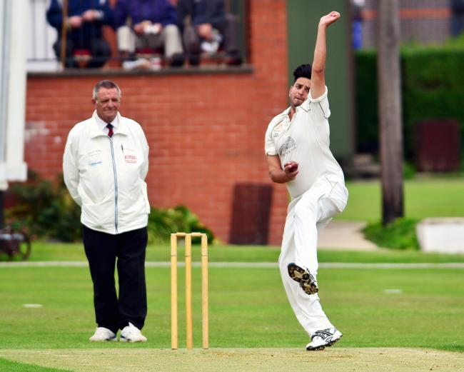 Tuseif Arshad claimed four wickets for Ciroc