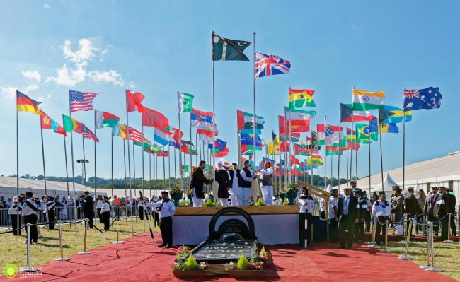 The muslim convention, Jalsa Salana, in Alton 2018