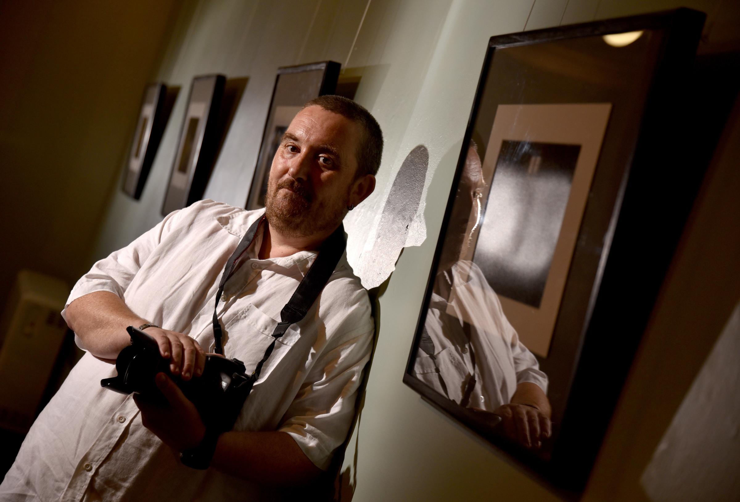 Photographer Simon Sugden focuses on derelict buildings for Cliffe Castle exhibition