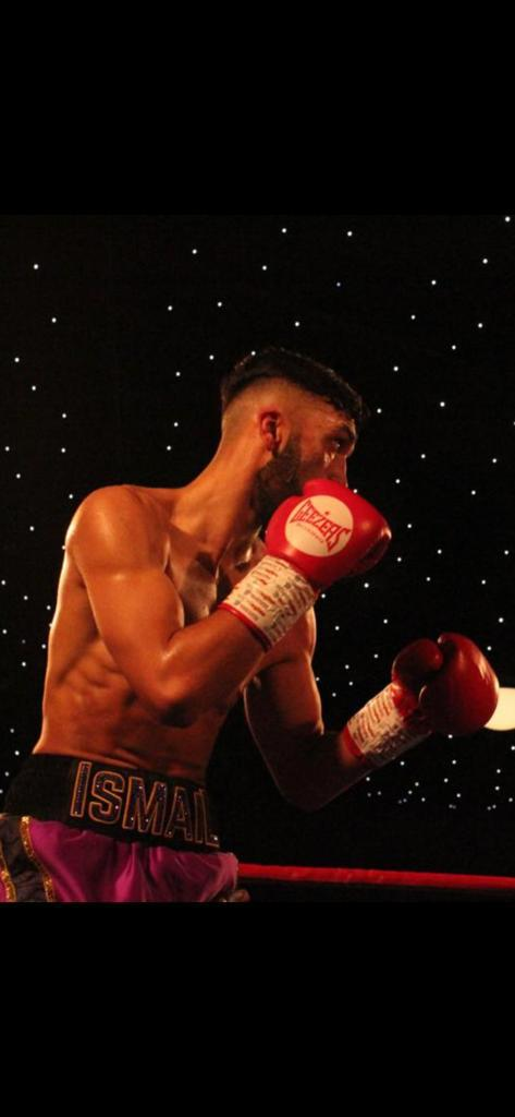 Ismail Khan's 3rd Professional Fight