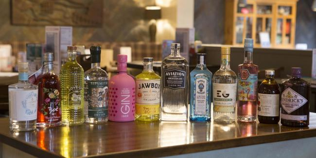 Gin festival in Bingley, Shipley, Cleckheaton and Bradford