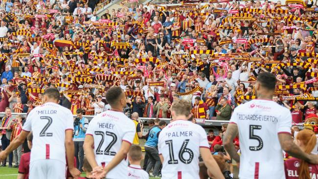 Let's stick together' - Gary Bowyer wants unity this season