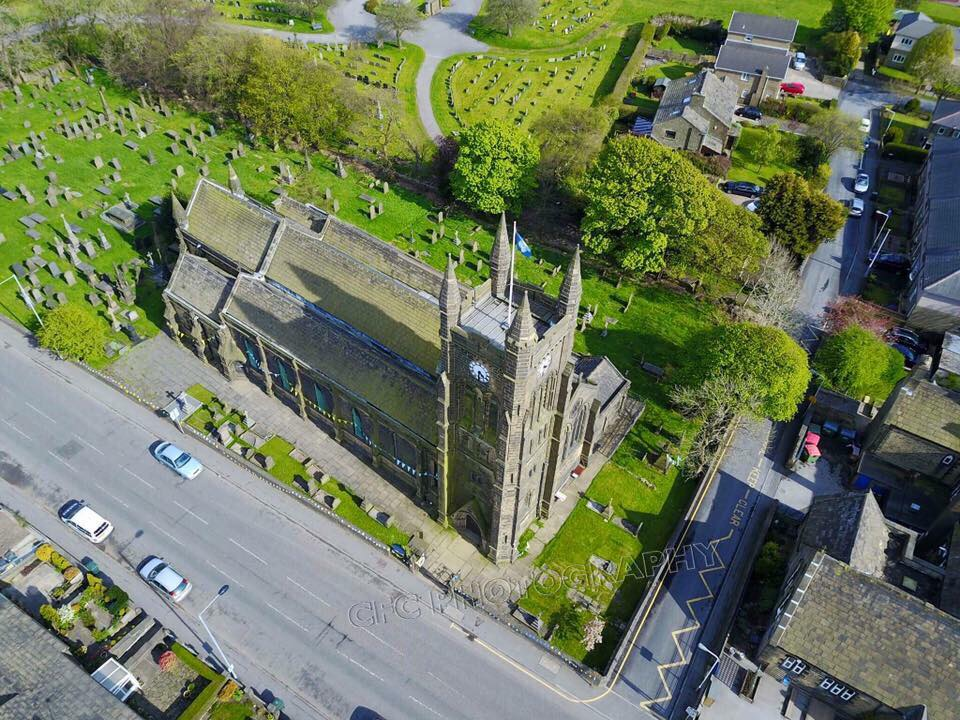 Put churches in the picture to help them win £5,000 in photography competition