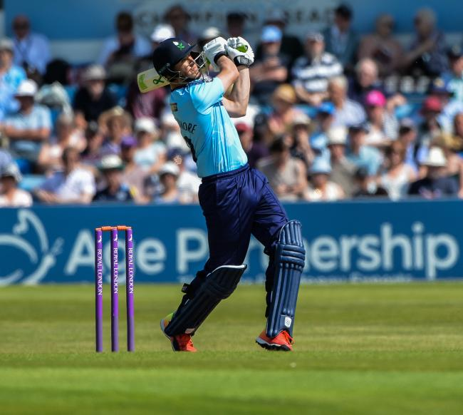 Tom Kohler-Cadmore is targeting a victory over rivals Lancashire in T20 Blast clash. Picture: Ray Spencer