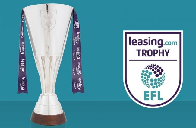 The EFL Trophy has a new sponsor