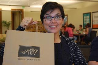 Pudsey entrepreneur wins Stampin' Up! cruise reward