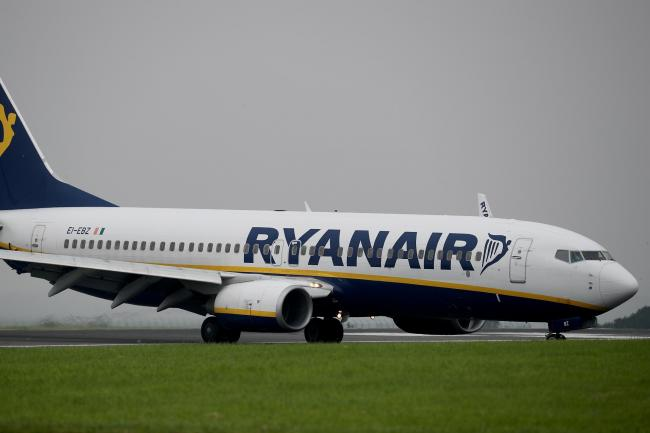 Ryanair pilots vote for strike action in row over pay and conditions