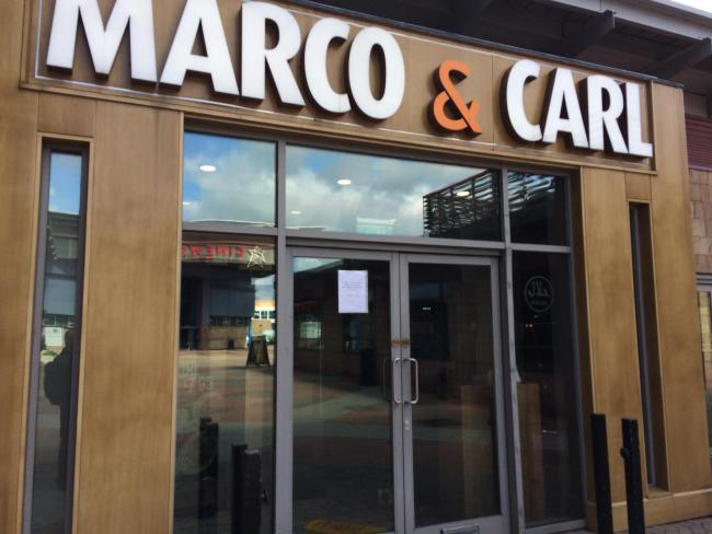 City Centre Restaurant Which Had Been Supported By Council
