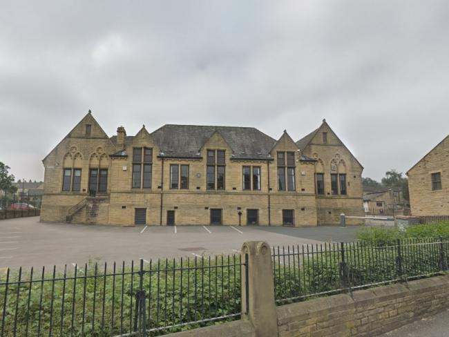 Thorpe Primary School in Idle