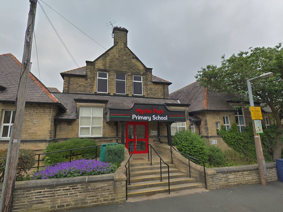 Myrtle Park Primary rated Good by Ofsted