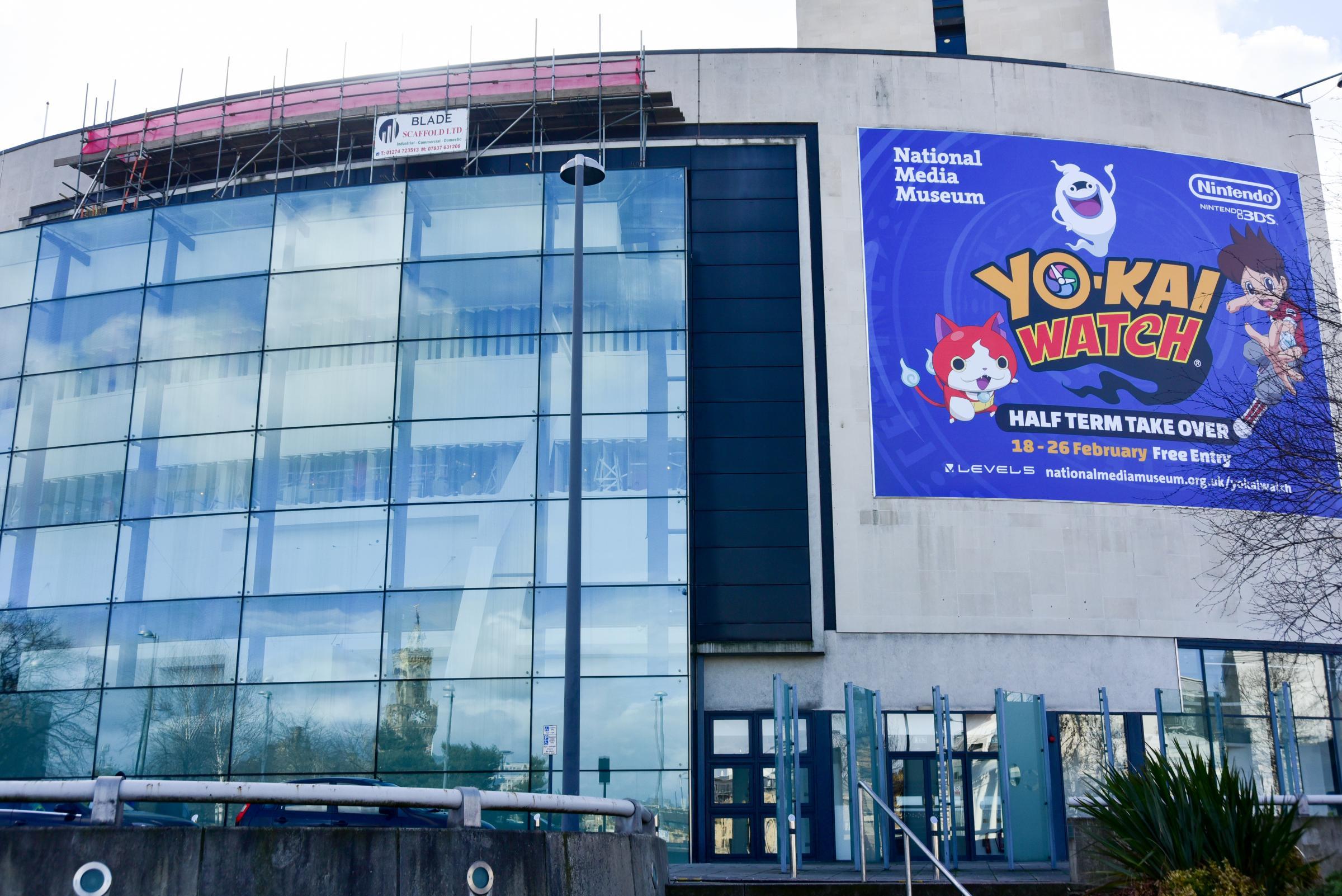 Bradford Media Museum's staff to strike