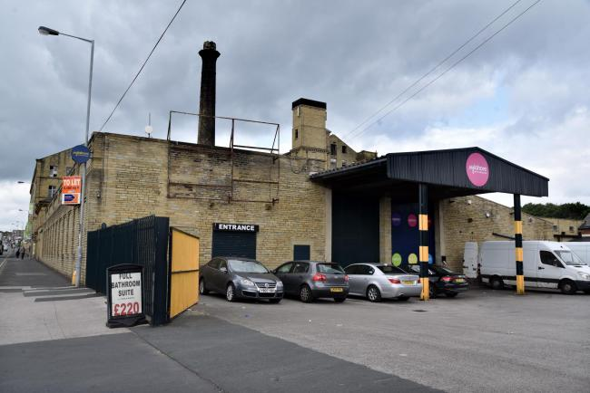 Tool station is expected to move into the left side of the Whetley mills Site on Thornton road.