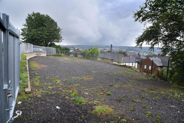 Bradford Telegraph and Argus: The proposed site for the new community centre in Tile Street