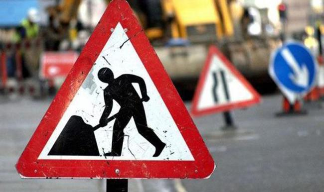 Roadworks set to go ahead..