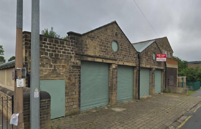 The unit in Bingley that would have become a soft play centre