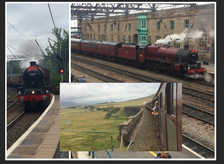REVIEW: Steam journey over Settle & Carlisle line