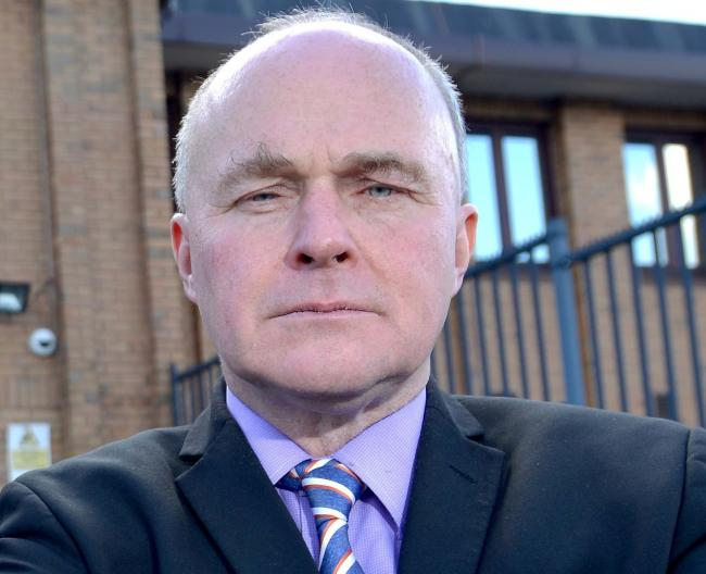 Keighley and Ilkley MP John Grogan.