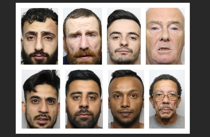 JAILED THIS WEEK: These offenders were locked up in Bradford