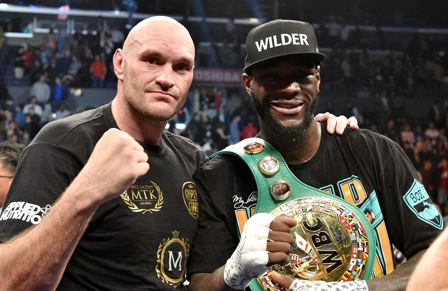 Boxing star Deontay Wilder to visit new Mr T's restaurant