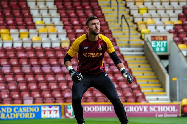 Richard O'Donnell has conceded only one goal so far this season