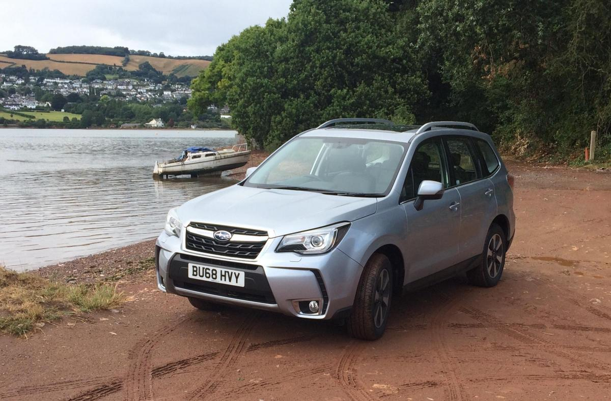 CAR REVIEW: Subaru Forester | Bradford Telegraph and Argus