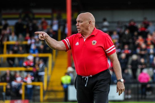 John Kear is looking forward to playing rugby again this year in the RFL autumn tournament