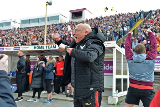 Bradford bulls new coach betting websites macleans gaa club betting on sports