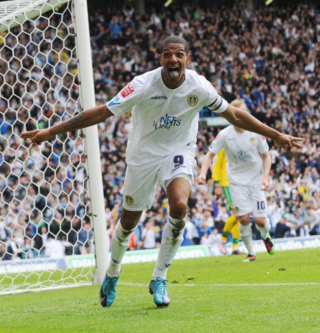 Former Leeds United striker Jermaine Beckford is retiring from the game   Picture: Anna Gowthorpe/PA Wire
