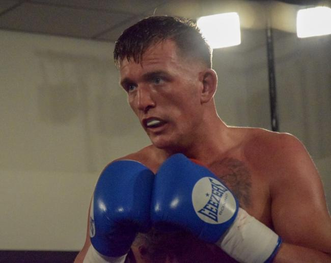 Darren Tetley is hungry for his first fight since leaving former promoter Frank Warren. Picture: Joe Ibbotson